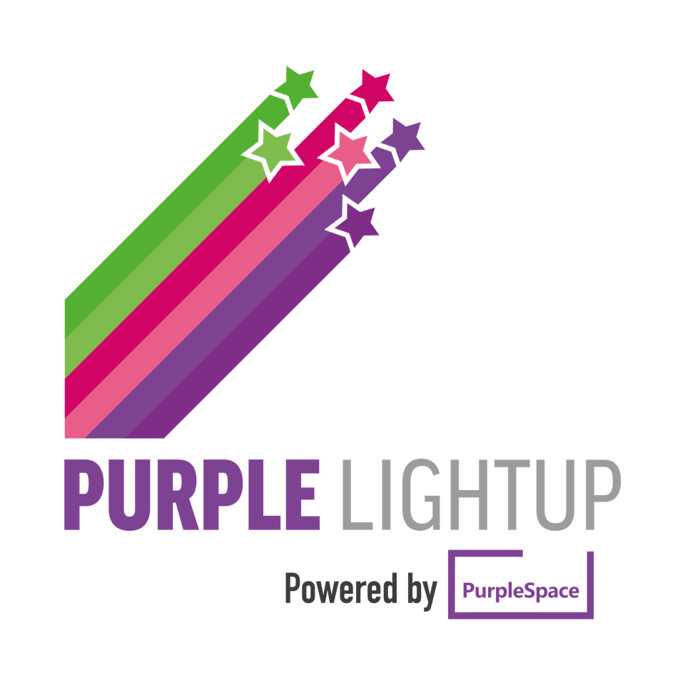 PurpleLightUp logo