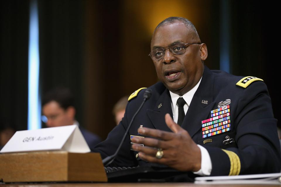 Senate Armed Services Committee Holds Hearing On Military Operations To Counter ISIL