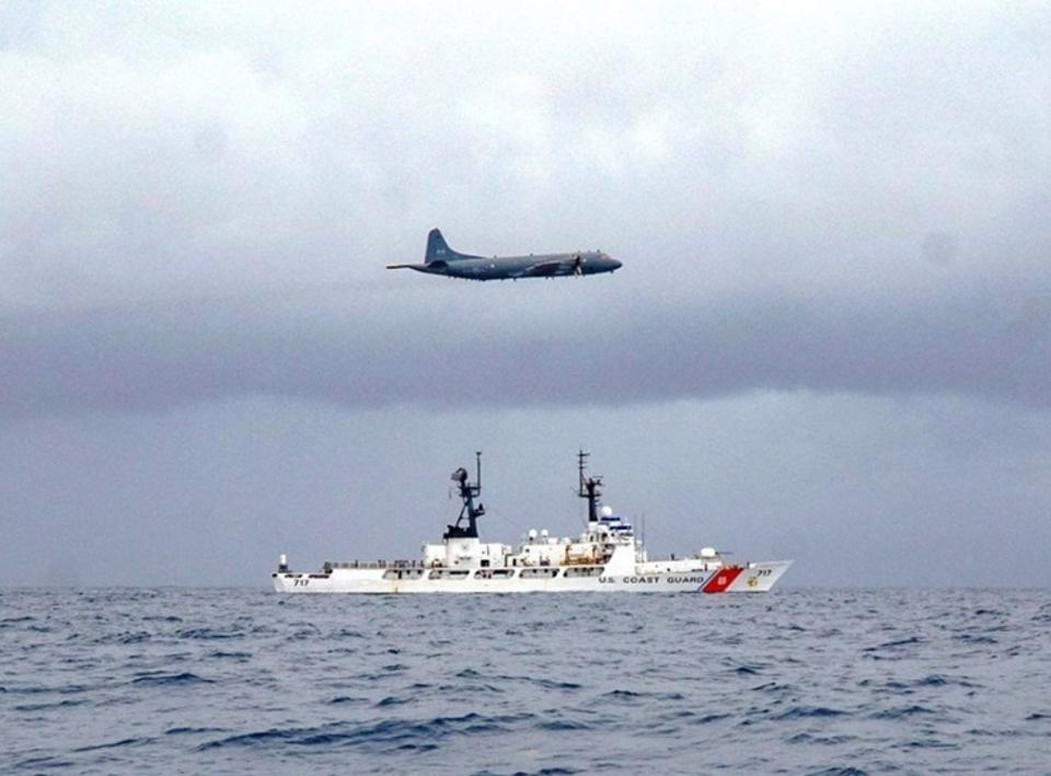 Russia and China fear collaborative ocean surveillance networks.