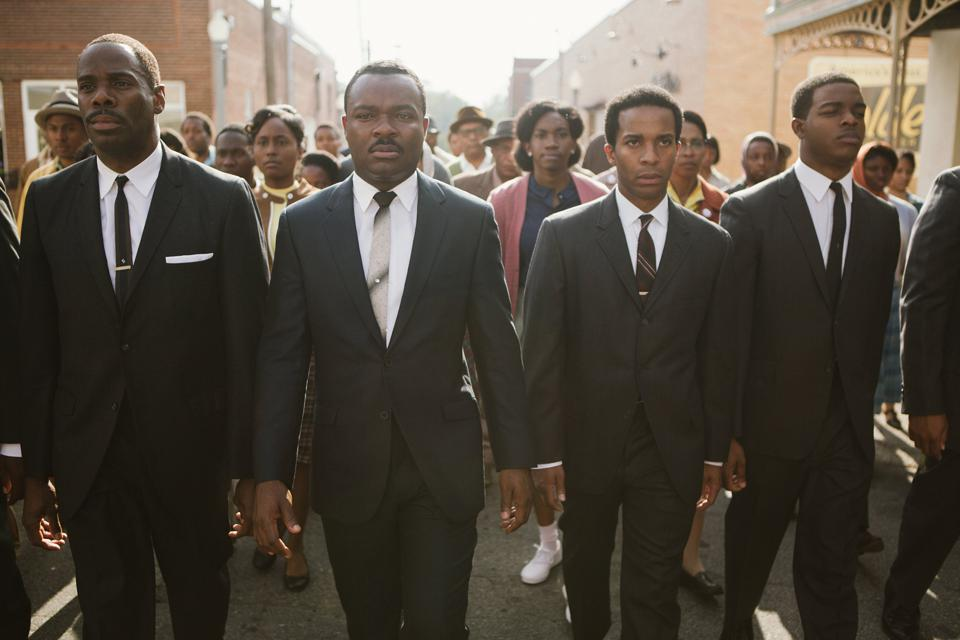 David Oyelowo plays Martin Luther King Jr. in 'Selma' movie