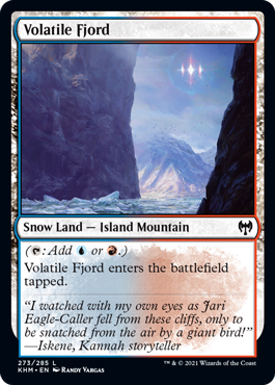 Snow-covered Dual Lands