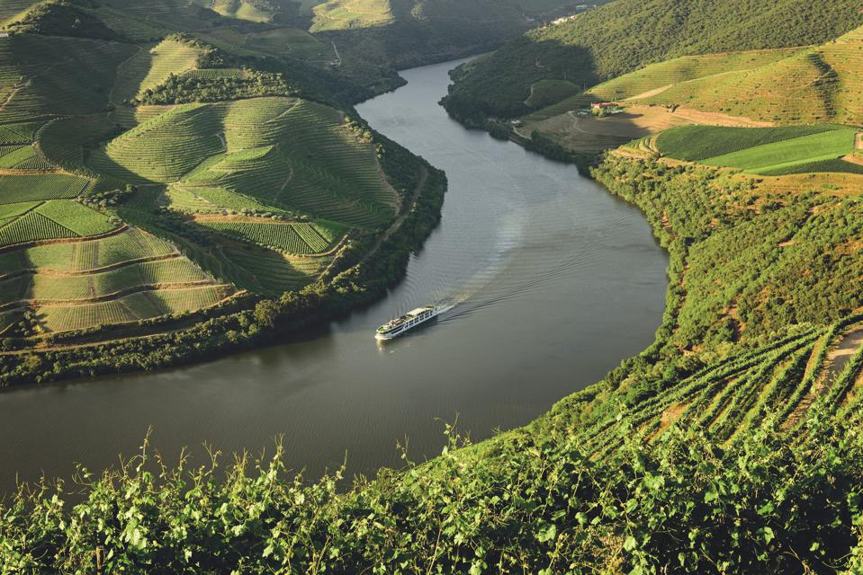 Scenic Azure, Douro Valley, Portugal best wine vacations