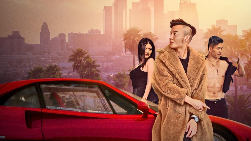 Kevin Kreider, Kim Lee, Kane Lim, Bling Empire, Netflix, best dressed, stylish, street