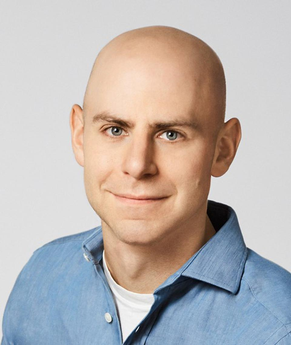 To be successful, says Adam Grant, we need to unlock and discover with open curiosity what we don't know.