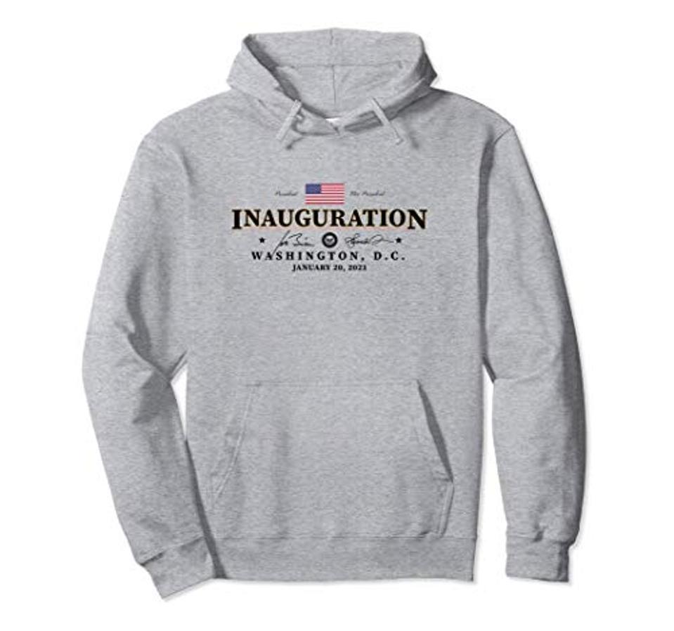 Biden Harris Presidential Inauguration Day 2021 Gift T-Shirt