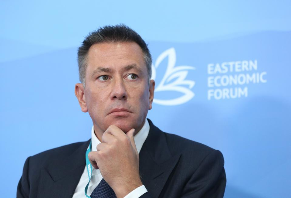 Opening Day Of The 5th Eastern Economic Forum
