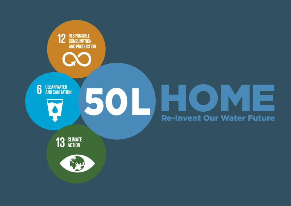 50L Home Coalition logo and objectives