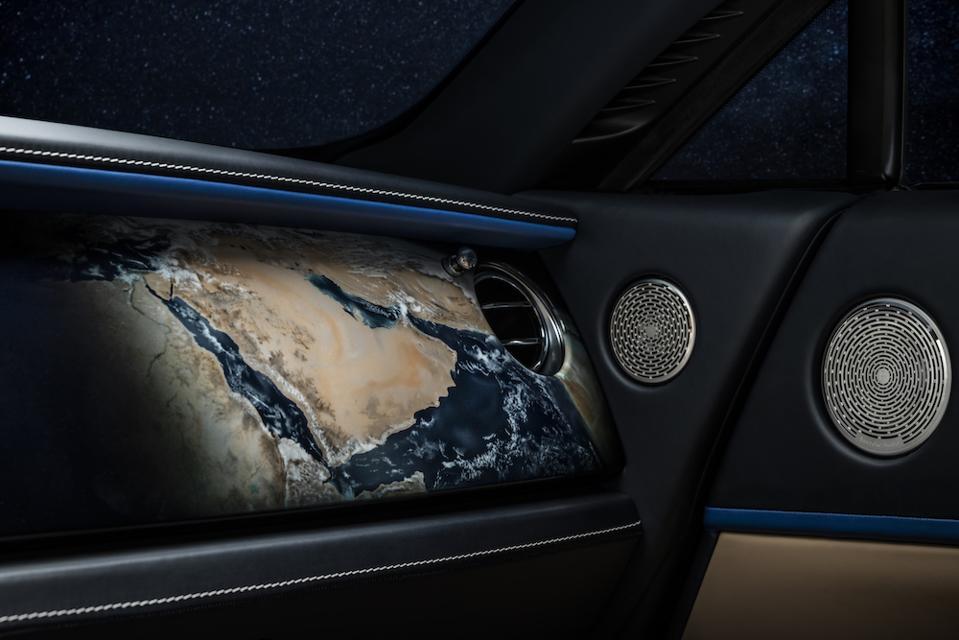 Rolls-Royce Wraith ″Inspired By Earth″