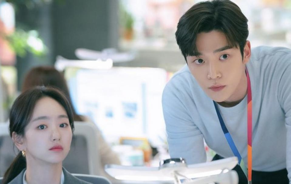 The characters played by Won Jin-ah and Rowoon make a great team in the drama 'She Would Never Know.'