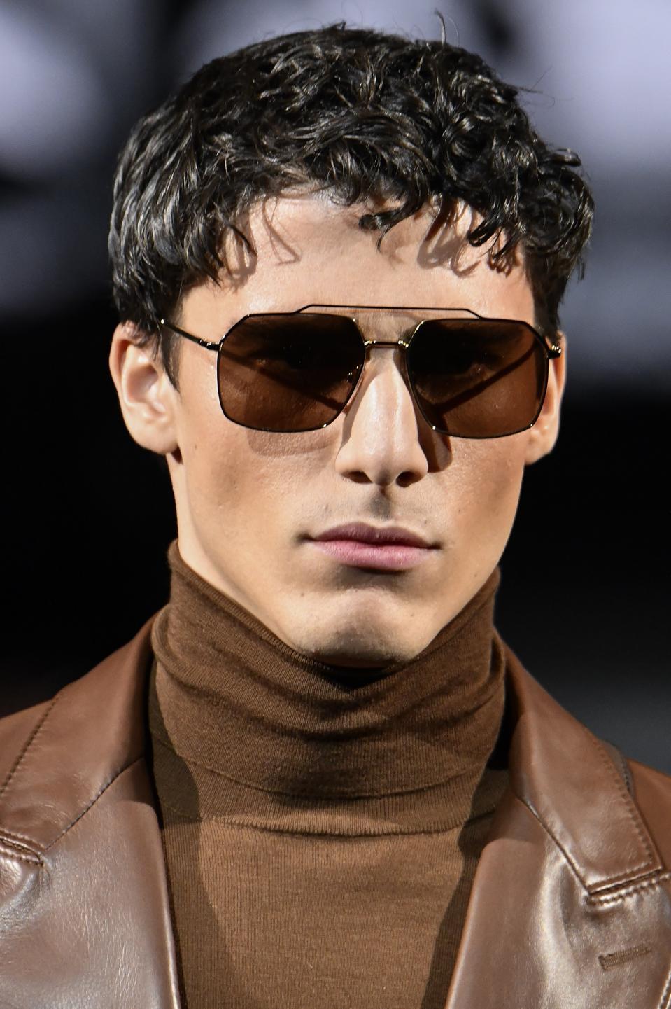 Dolce & Gabbana - Runway - Milan Men's Fashion Week Fall/Winter 2020/2021