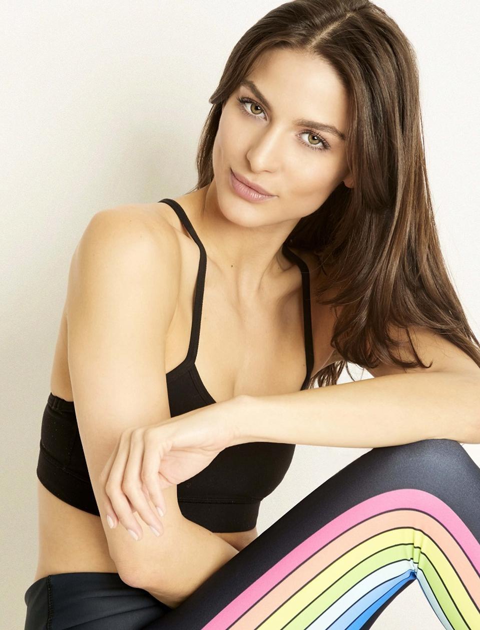 yoga instructor Christina Ionno
