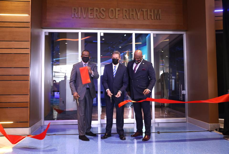 The National Museum Of African American Music Grand Opening