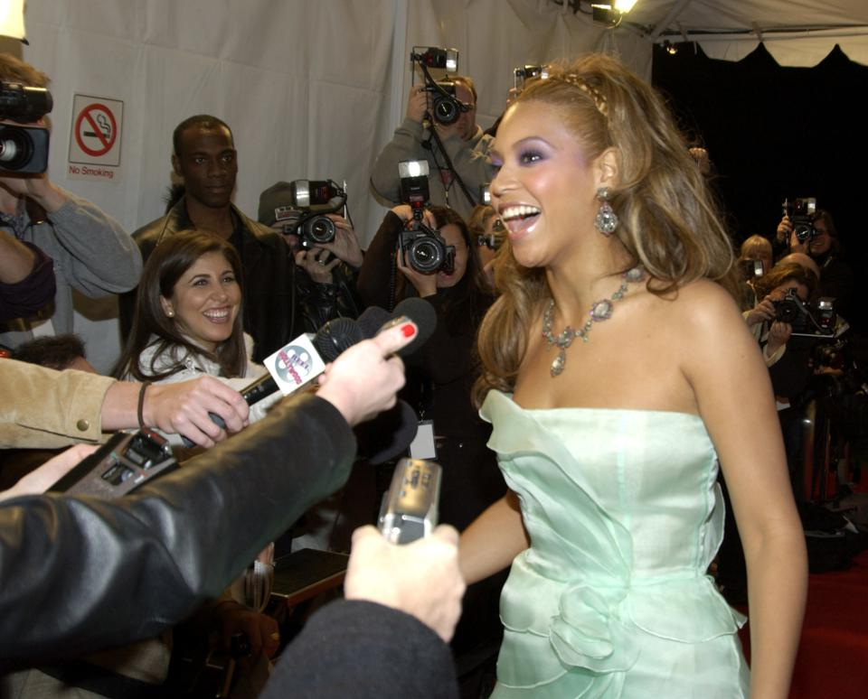 2004 Sony After GRAMMY Party - Arrivals