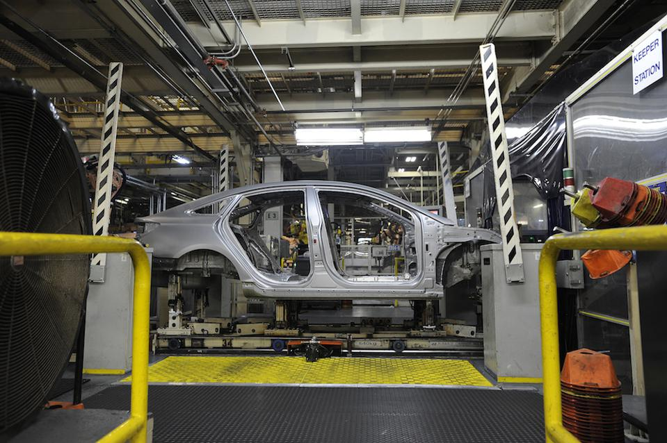 Hyundai has invested in UVeye, which developed drive-through vehicle inspection technology