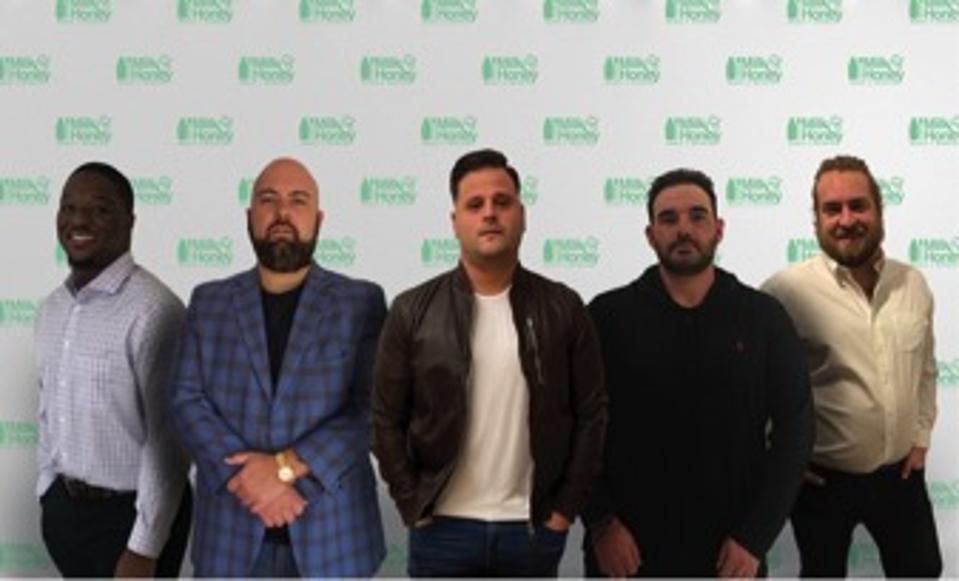 Milk & Honey Music + Sports + Ventures' executive team.