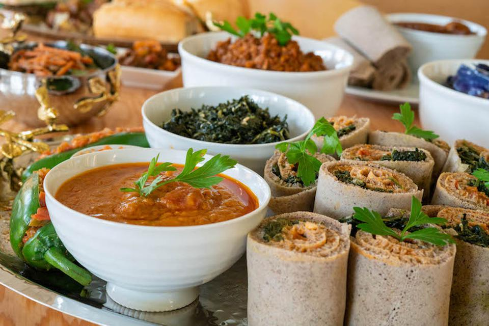 Spice Bridge WUHA Ethiopian-American Cuisine