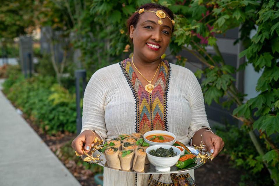 Liyu Wirdaw WUHA Ethiopian-American Cuisine Spice Bridge