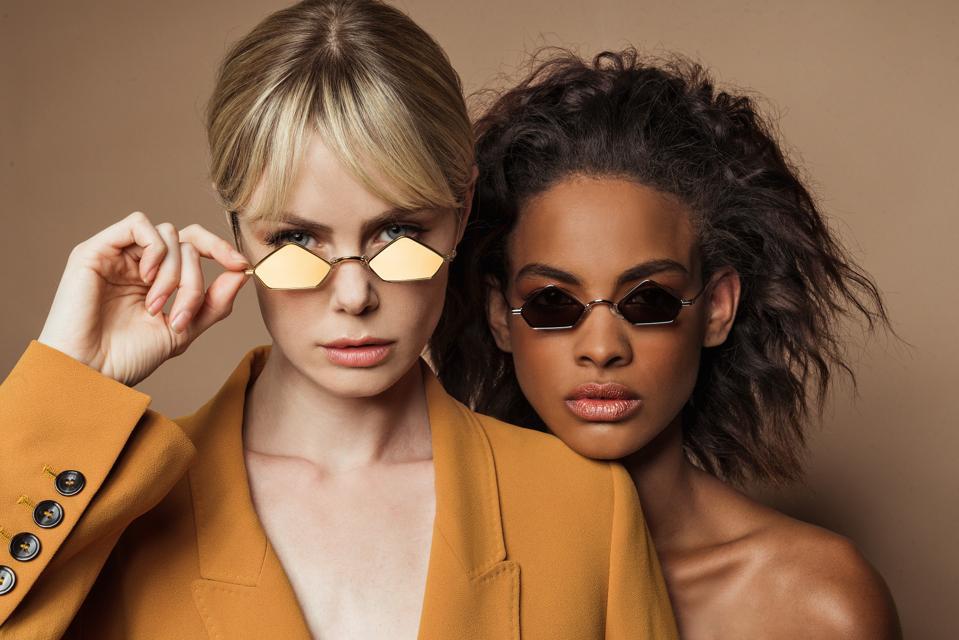 amavii gold sunglasses