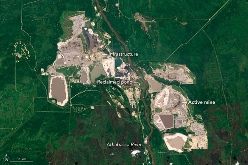 Athabasca Oil Sands 2016