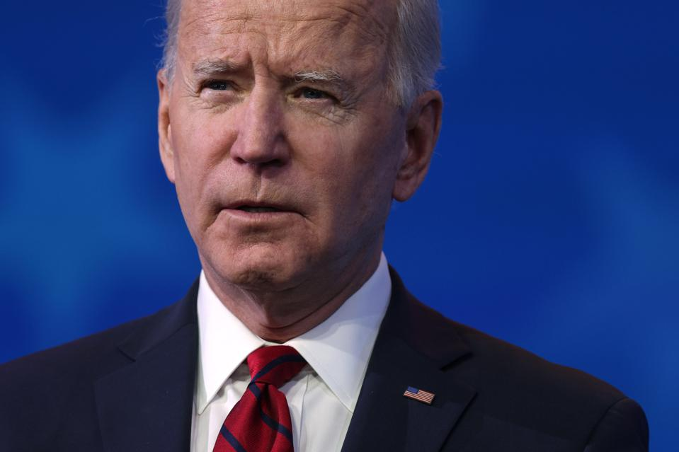 President-Elect Biden Delivers Remarks On COVID-19 Vaccination Plan