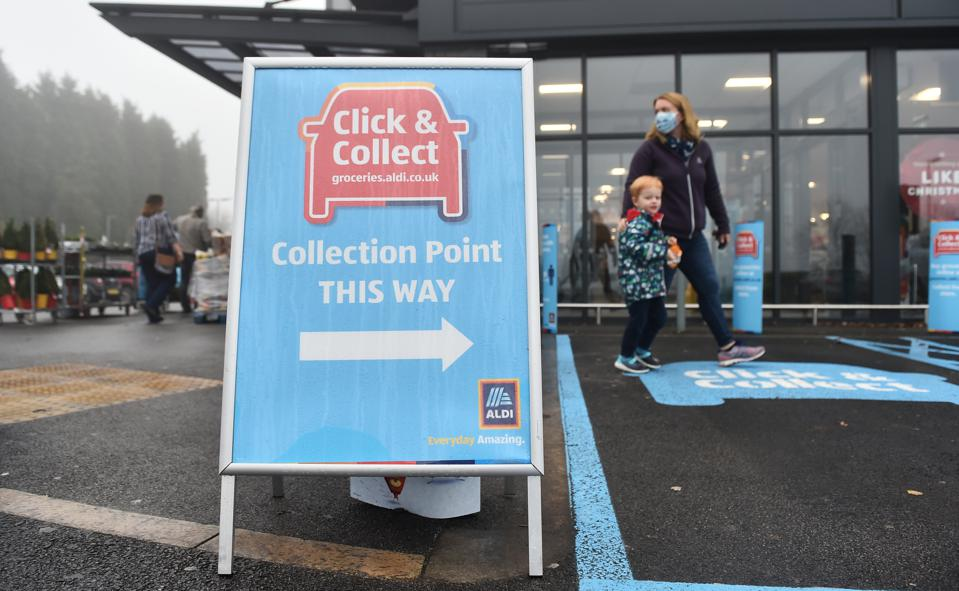 UK Retailers Expand 'Click-and-Collect' Services