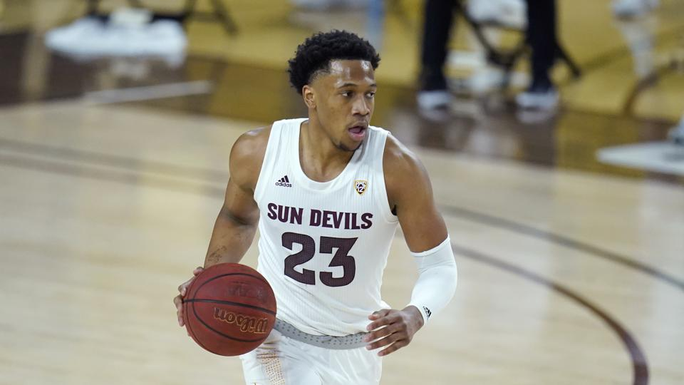 USC Arizona St Basketball