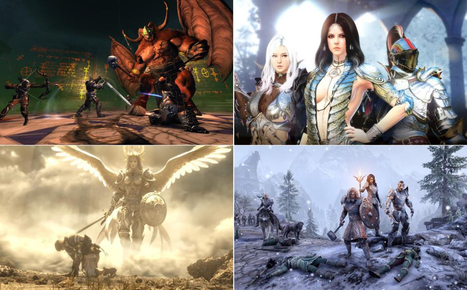 Best PS5 and X|S MMORPGs 2021