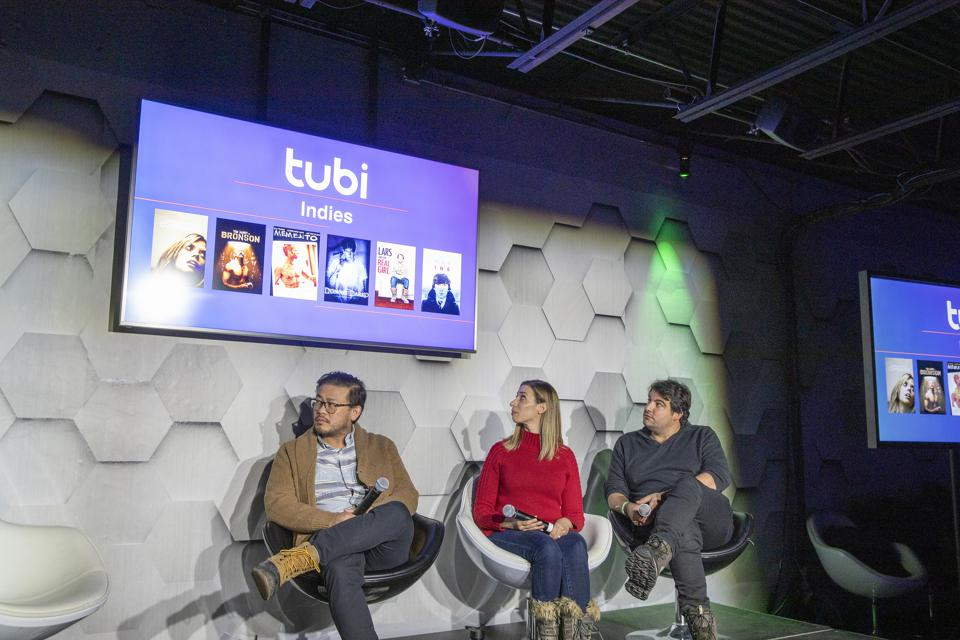 Free Streaming Service Tubi Hosts Panel And Reception During Sundance