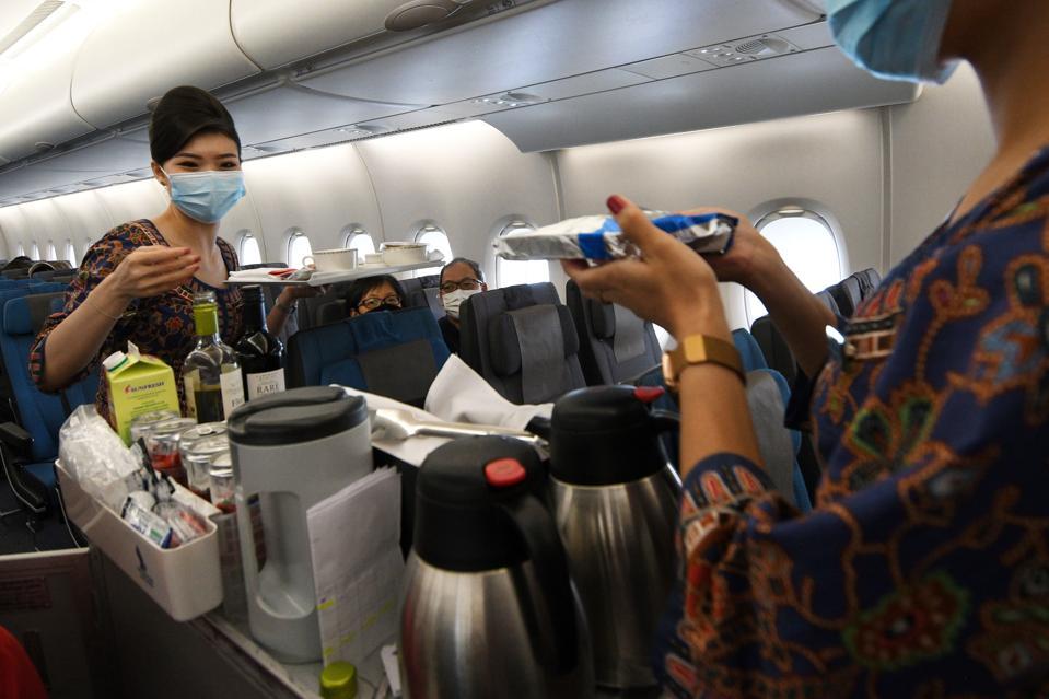 SINGAPORE-A380-RESTAURANT