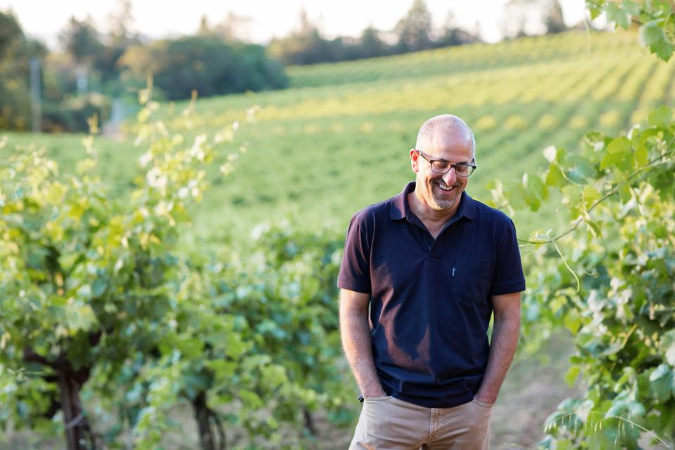 Tony Arcudi, winemaker