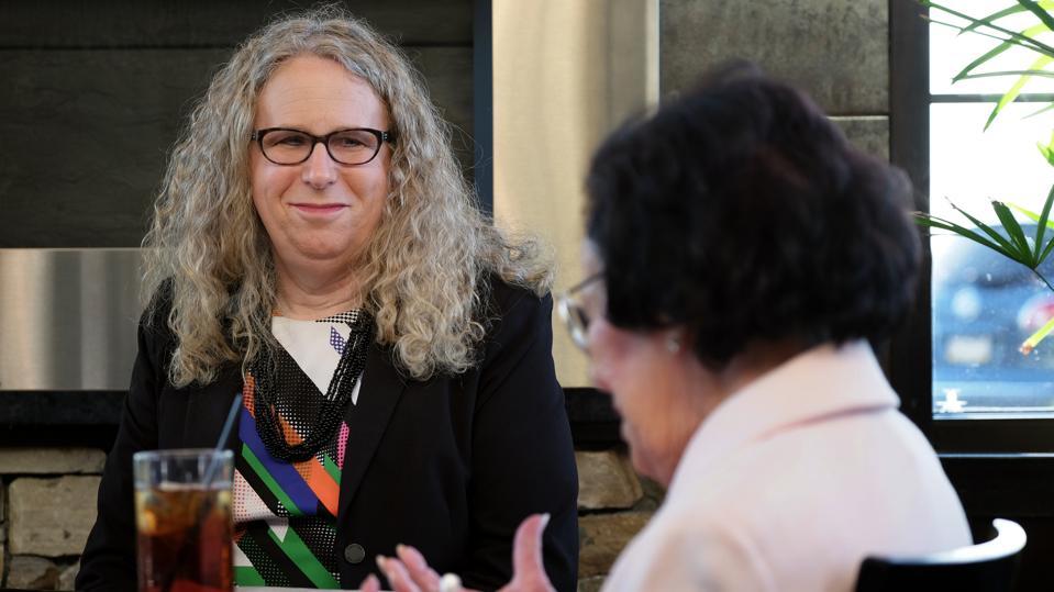 HARRISBURG, PA,- MAY 16: Rachel Levine, MD, physician general f