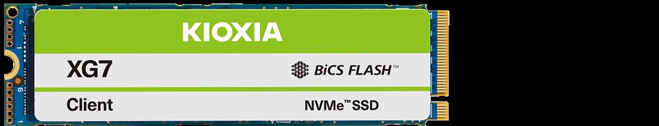 Kioxia new M.2 Consumer SSD
