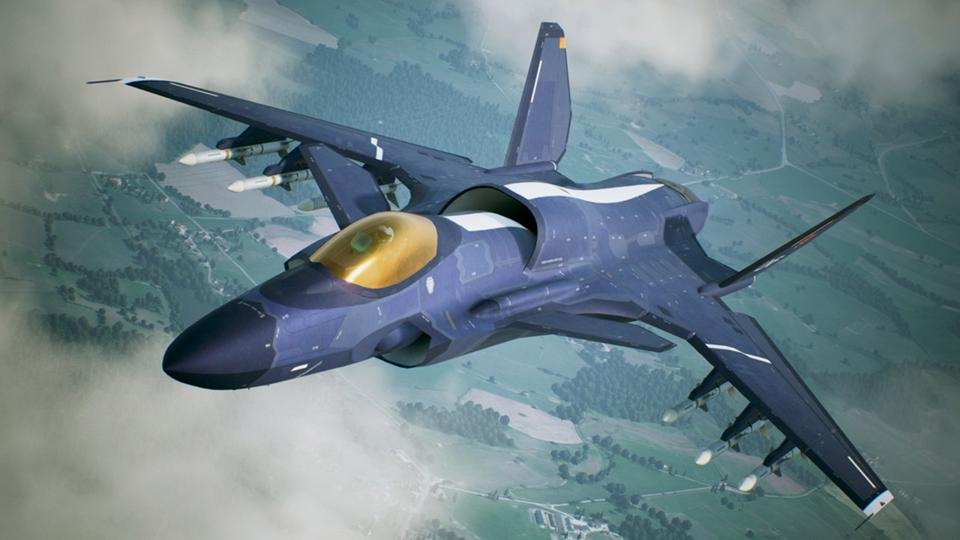 Ace Combat 7 Celebrates Its 2nd Anniversary With A Free Update