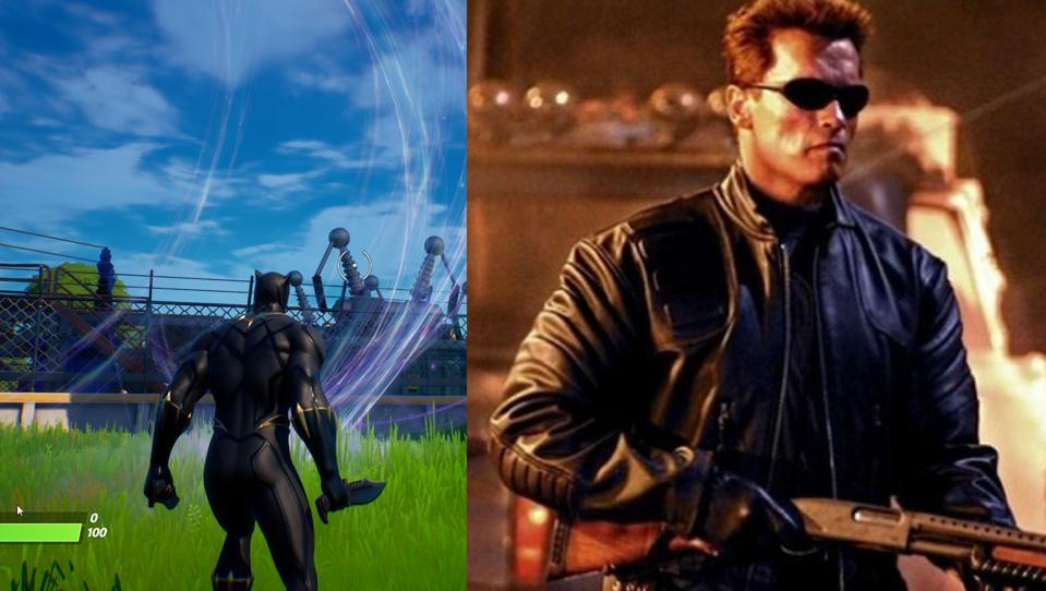 Fortnite/Terminator