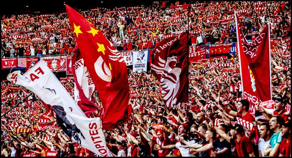UEFA Champions League″Tottenham Hotspur FC v Liverpool FC″