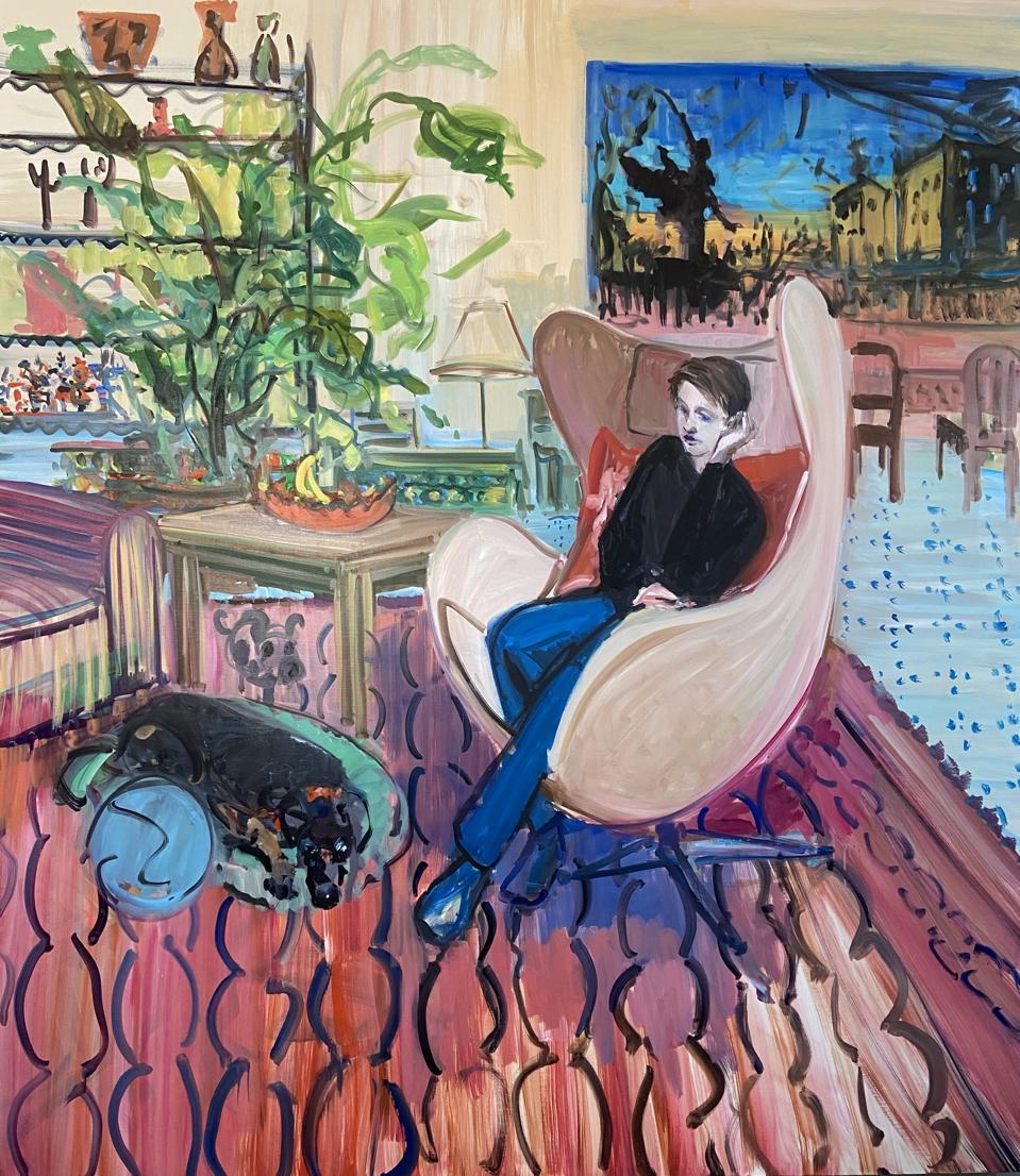 Image Courtesy Deborah Brown and Anna Zorina Gallery