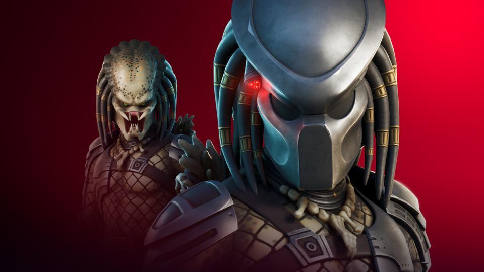 Fortnite Predator challenges