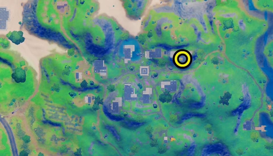 Predator Apartment Location Fortnite