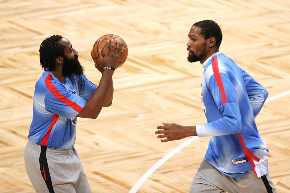 Orlando Magic v Brooklyn Nets