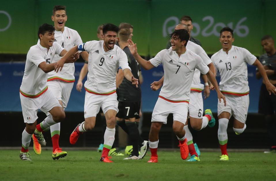Mexico v Germany: Men's Football - Olympics: Day -1