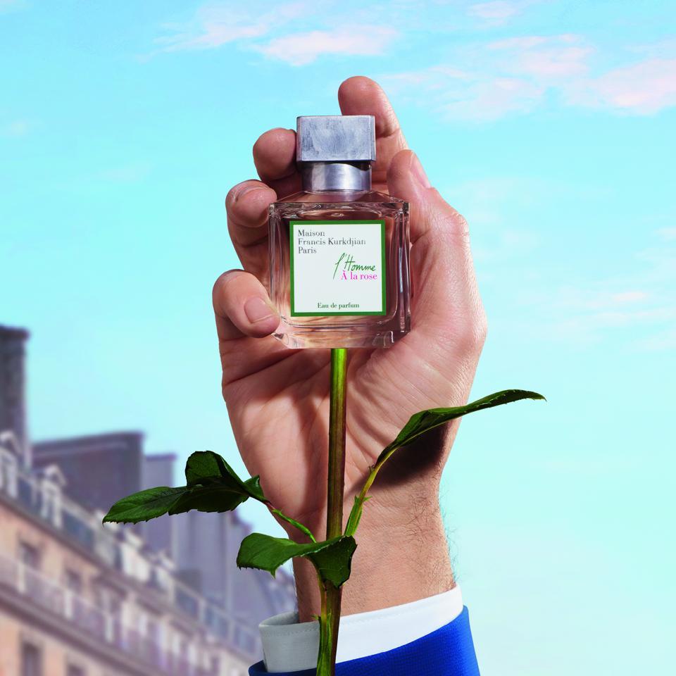 L'Homme À la Rose Eau de parfum by Maison Francis Kurkdjian