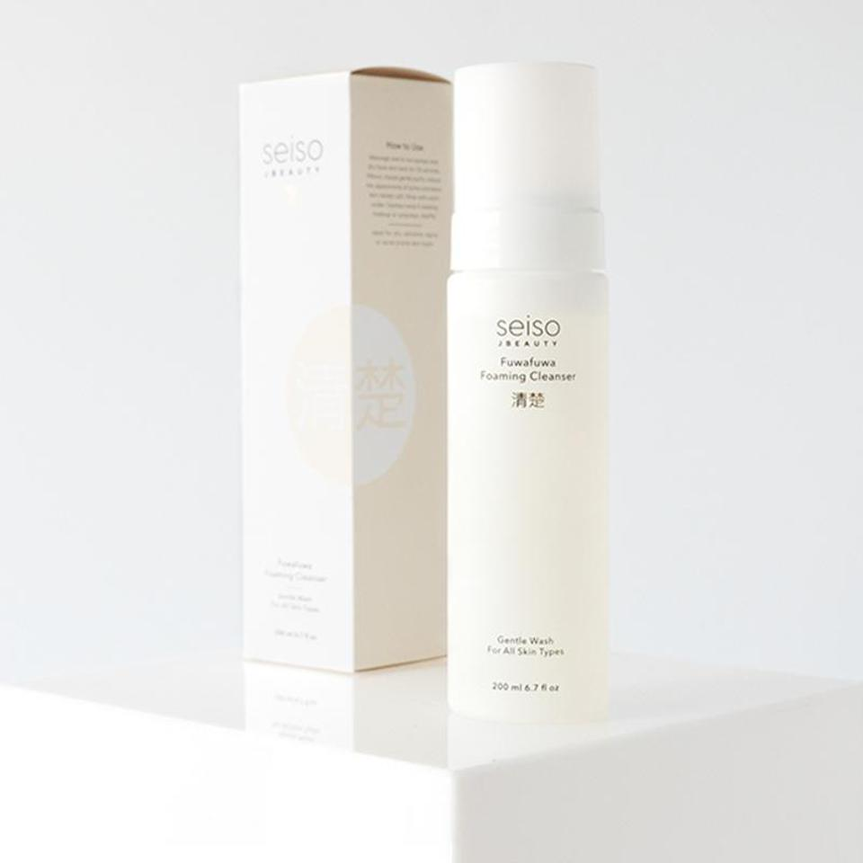 cleanser for minimalist skincare