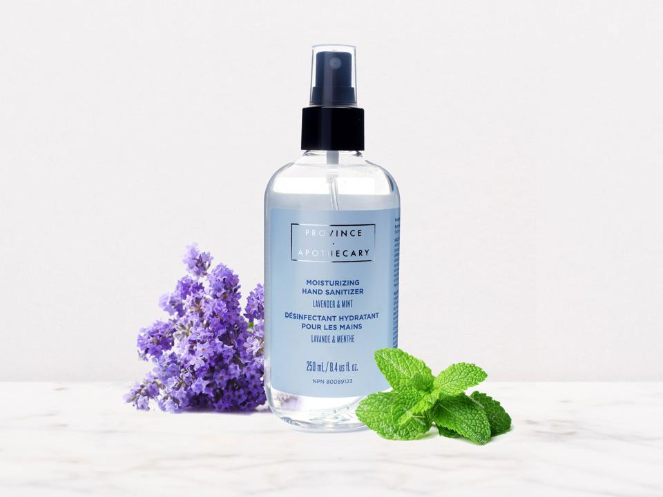 hand sanitizer essential beauty and wellness product