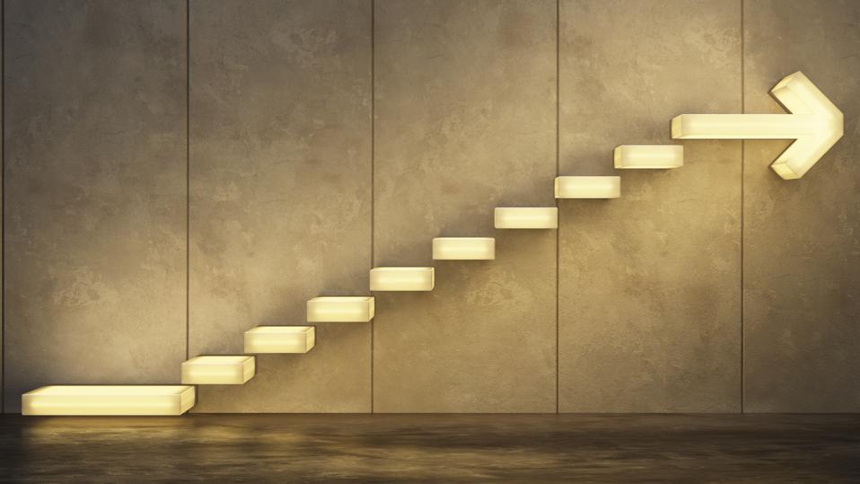 Model improvements: Stairs going  upward