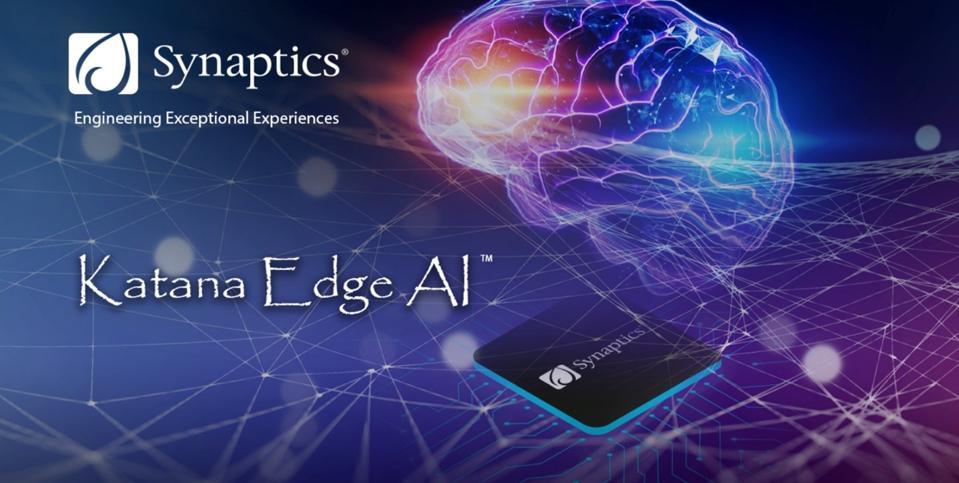 Synaptics Katana Edge AI