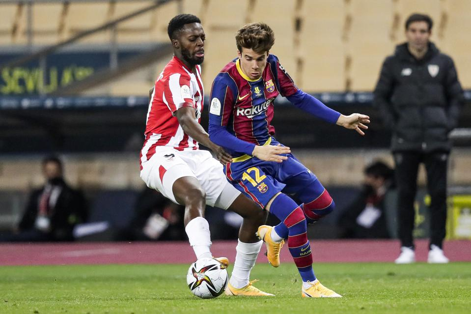 Riqui Puig will start for FC Barcelona against Cornella.