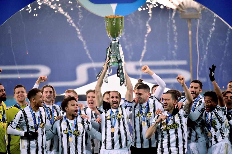 Juventus Wins Italian Super Cup As Serie A Makes The Most Of An Event Battered By Covid 19
