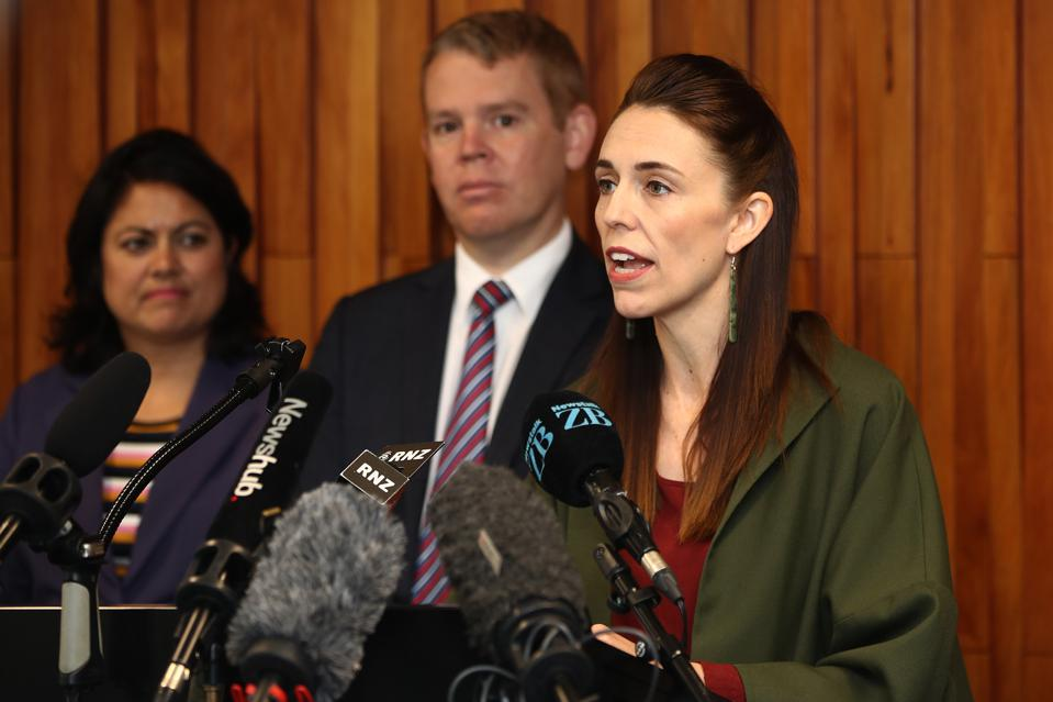 Prime Minister Ardern Gives Vaccine Strategy Update