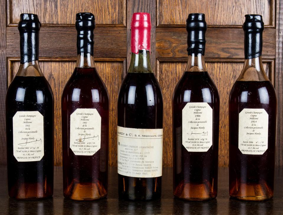 Hardy Cognac Whisky.auction auction