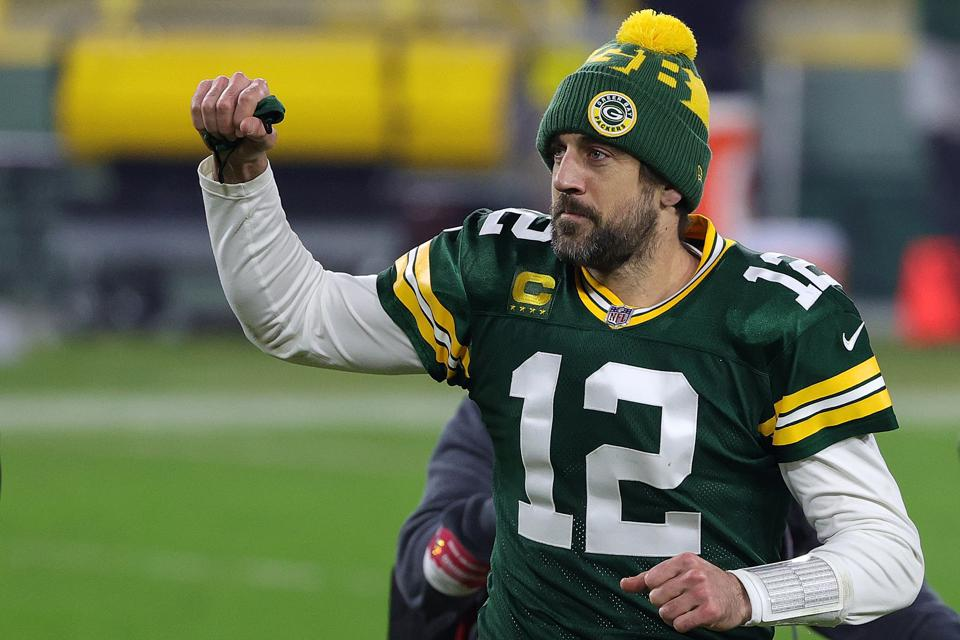 Divisional Round - Los Angeles Rams v Green Bay Packers